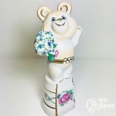 "Скульптура "" Мишка олимпийский"""